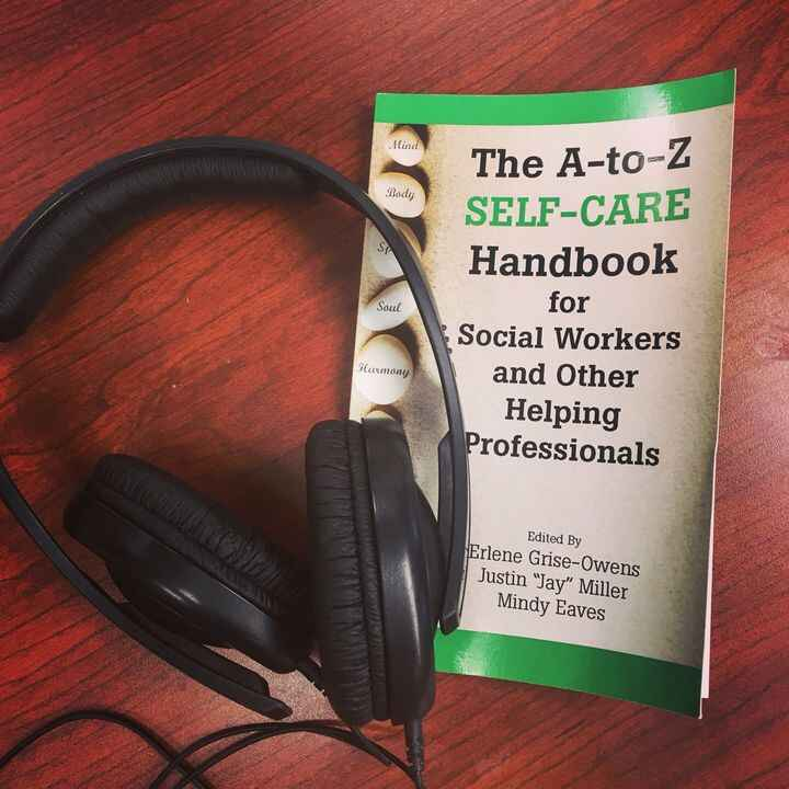 Happy #SelfCareAwarenessMonth. #TBT to when we had the editors of the 'A-to-Z Self-Care Handbook' on our show. This epis...