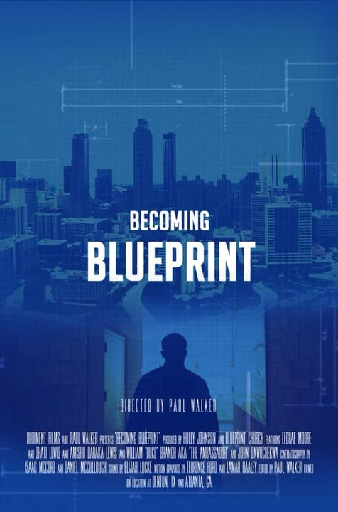 Becoming Blueprint will be released online in the coming weeks! We had an amazing premier this weekend. Excited for the ...