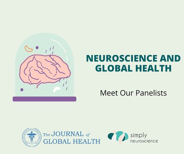 Take a look at our panelists for our event this Saturday, March 20th with @simplyneuroscience !