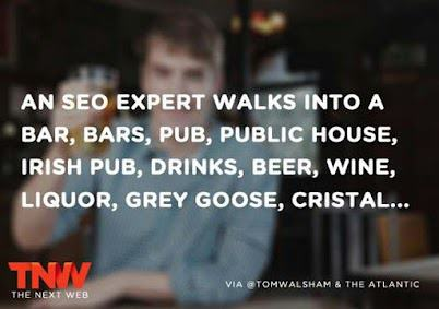 """lol! A good reminder to keep your SEO natural. It's called """"organic"""" search for a reason."""