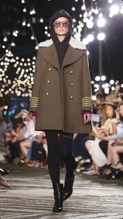 Tommy Hilfiger SS17. Perfect for the cold weather! #fashiongps
