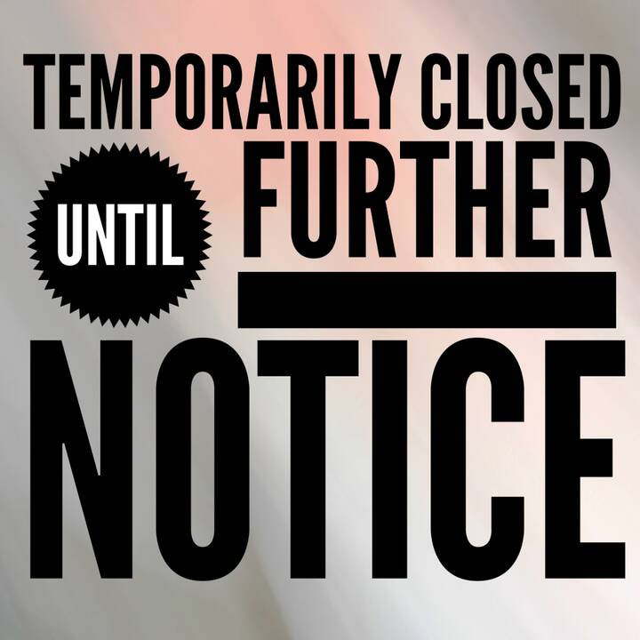 To our wonderful and valued followers - We're terribly sorry for the inconvenience, but due to circumstances beyond our ...