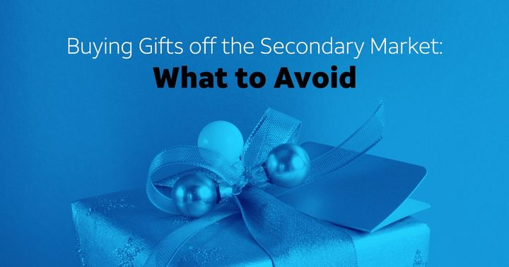 """Phones make great gifts. But don't fall for secondary market """"deals"""" that look – and are – too good to be true. Click to..."""