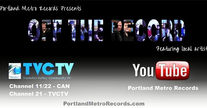 Off The Record featuring our artist F. DOT premiers Monday 8 pm on channel 11. Join us as Rob talks with double threat F...
