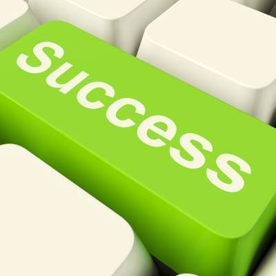 Click on us for success!