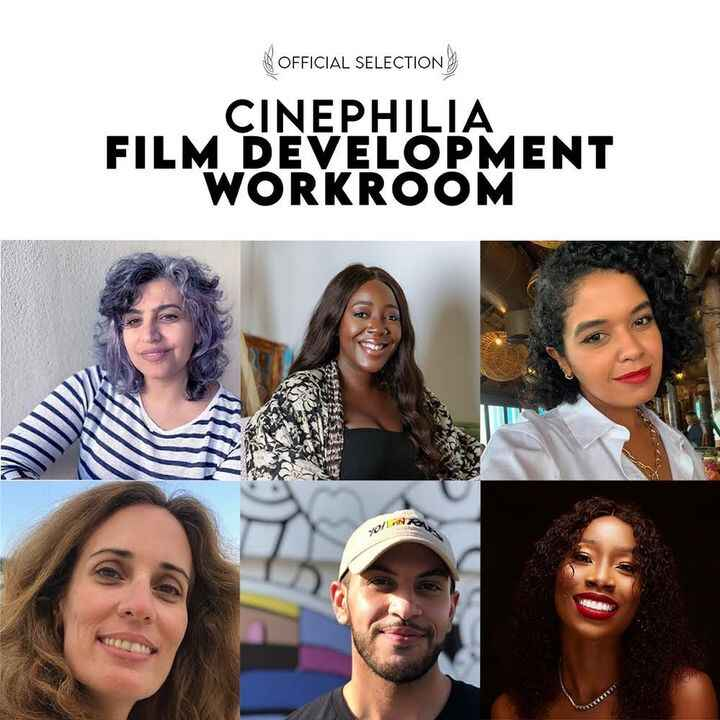 We are excited to announce the Official Selection of Cinephilia Film Development Workroom with 6 projects by filmmakers ...