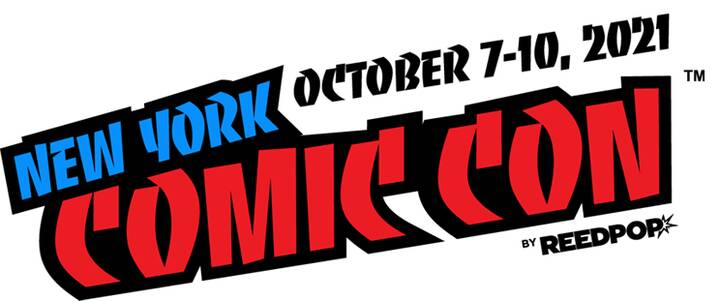 New York Comic Con 2021! Best #ComicCon ever!! And it is happening on all four days!!  Life has returned to the realm of...