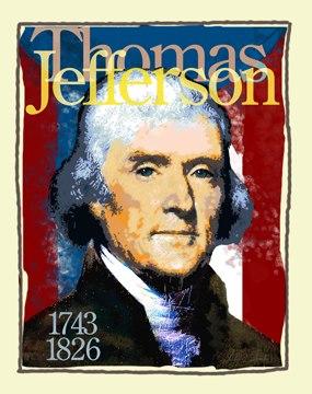 Happy B day President Jefferson
