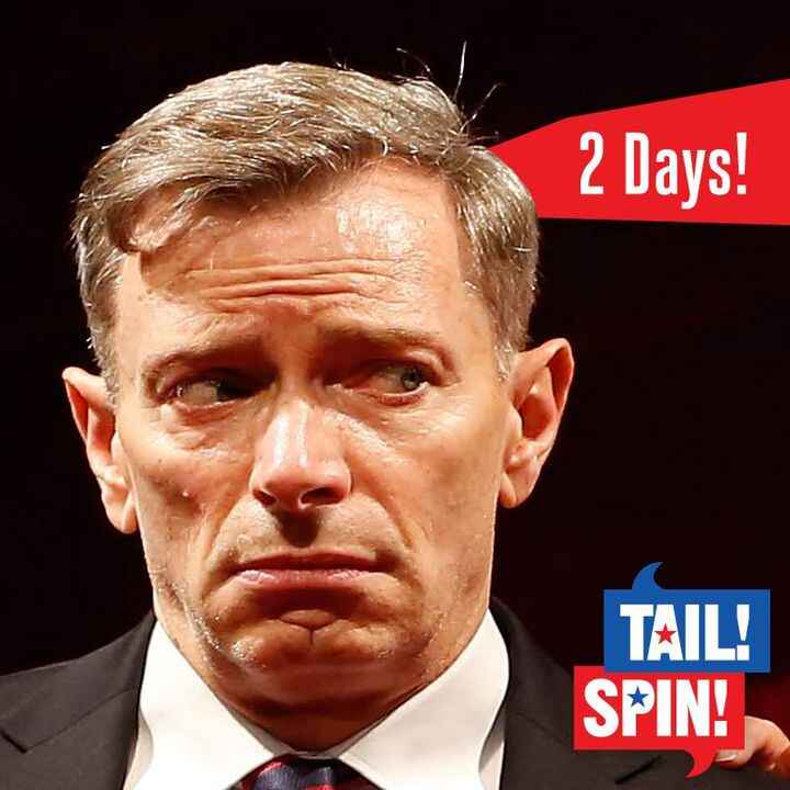 """2 DAYS LEFT to grab tickets to the show Seth Meyers calls """"Outstanding!"""" Tail Spin must close JANUARY 4TH!"""