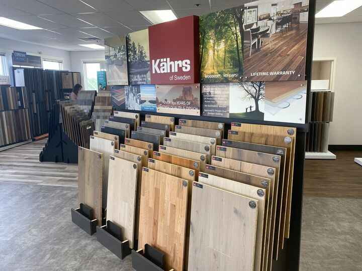 Yes Floors, Alaska is open! Their showroom is complete. They will be building a beautiful interior design room very soon...