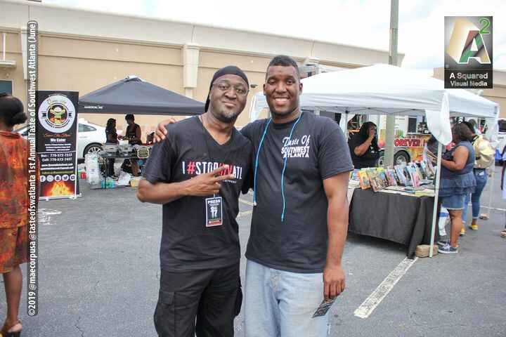 ABOUT LAST SATURDAY!!! Check out the Media Coverage of the Inaugural Taste of Southwest Atlanta! Presented & Produced by...