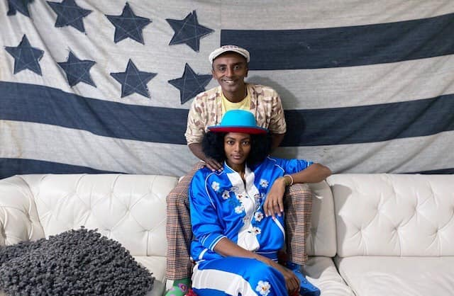 Marcus and Maya Samuelsson – Surviving the Pandemic and Finding Their Tribeshe New York TimesBy Stephanie CainPhoto by A...