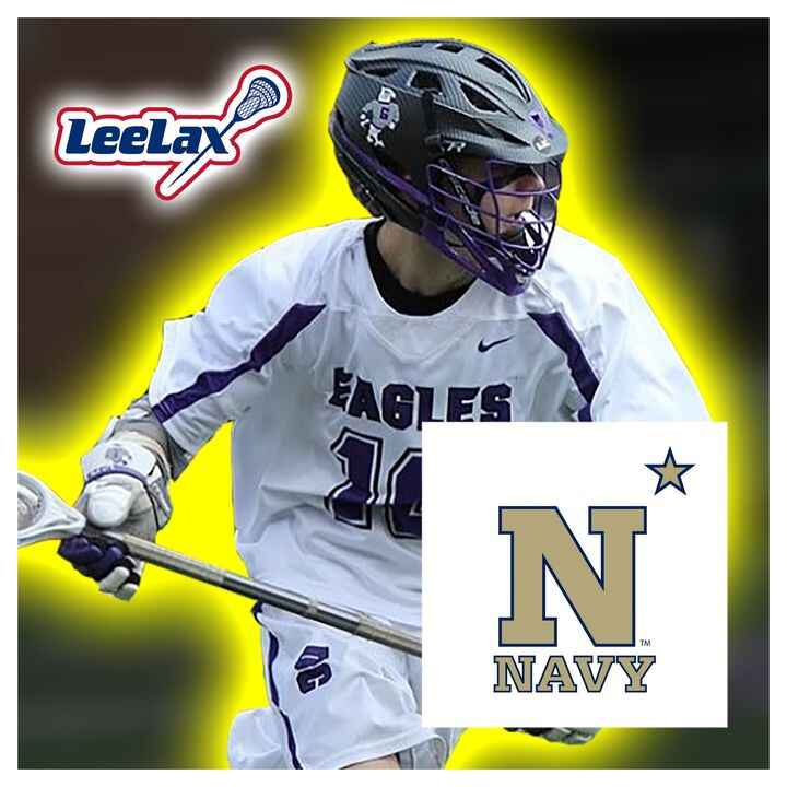 Belated congrats to Aidan Taplin-Patterson (M, Virginia Lacrosse Club 2020, and Gonzaga Lacrosse) for committing to  Nav...