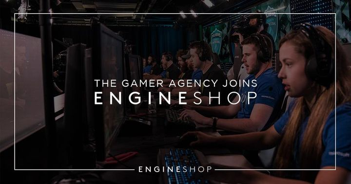 We're so excited to be joining Engine Shop! To learn more, go to engineshopagency.com/whats-new!