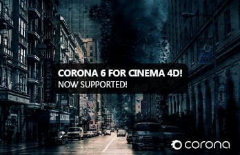 Rendercore Lab Now Supports Corona 6 for Cinema4D https://www.rendercore.com #CoronaRenderer #renderingservices #renderf...