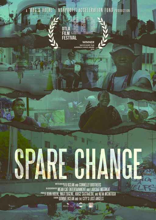 The Downtown Los Angeles Film Festival awarded our 360/VR film Spare Change with the Audience Choice Award! How cool is ...