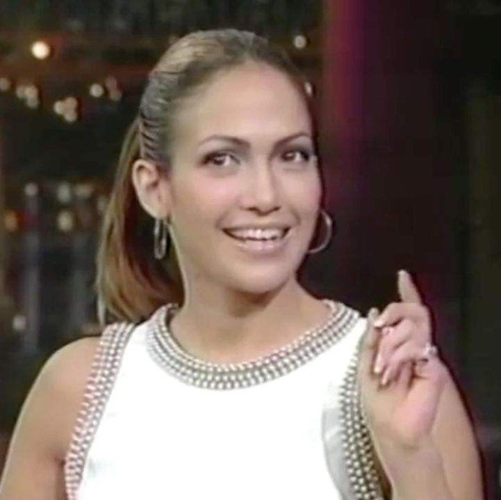 """Just can't get enough JLo? Check out our playlist of Jennifer Lopez on """"The Late Show with David Letterman.""""#jLo #Jennif..."""
