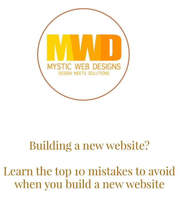 10 website design mistakes that you should avoid when you build a new website. We have put together a list of Don'ts tha...