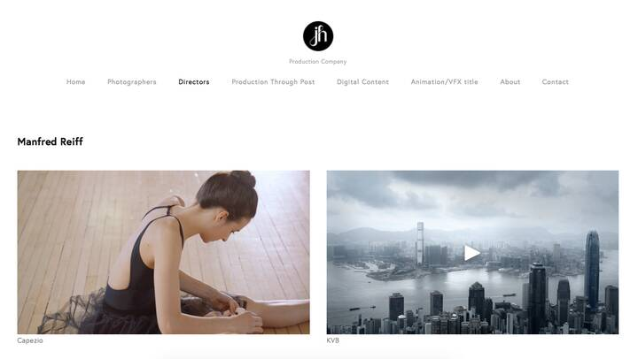 Hey folks, check out our new work and rebrand at jhartistgroup.com
