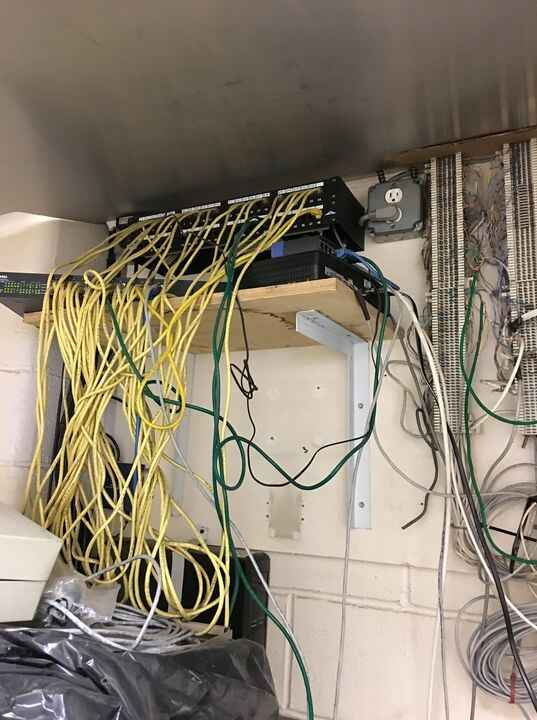 Yesterday was another successful day upgrading a client's IT infrastructure. Not only did we upgrade & simplify network ...