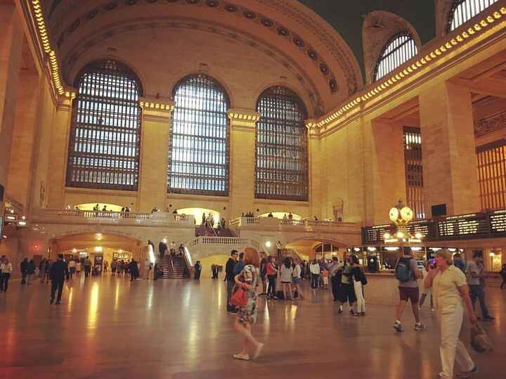 Just swinging through Grand Central on our way to a client meeting. #nyclife