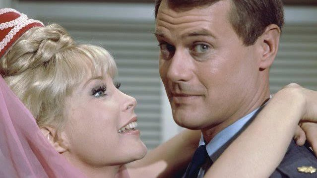 Wishing a very Happy 55th Anniversary to our beloved client Barbara Eden on the premiere of her iconic I Dream of Jeanni...