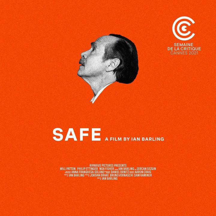 We partnered up with Riparius Pictures and co-produced Safe. A short film starring Will Patton, @philipettinger, and @no...
