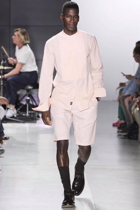 Simple yet sophisticated, Todd Snyder is on our radar after seeing his amazing show at New York Fashion Week Men's. #NYF...