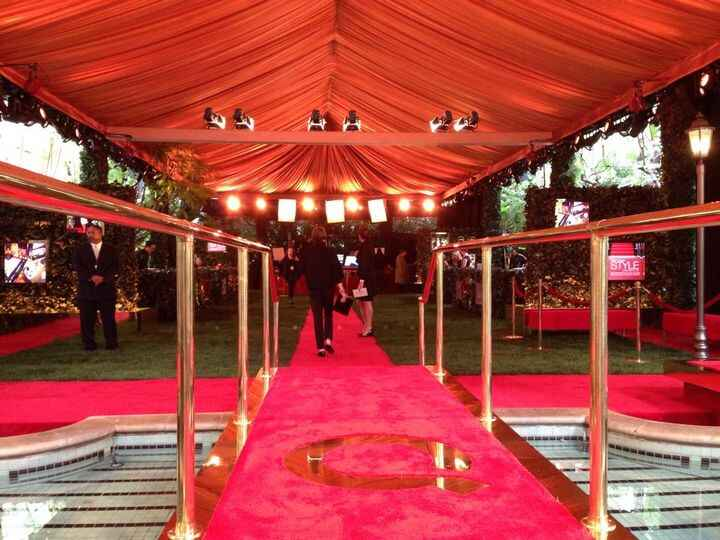 Another year, another beautiful event. Killin it with our social. #qvcredcarpet #pushin5 @qvc