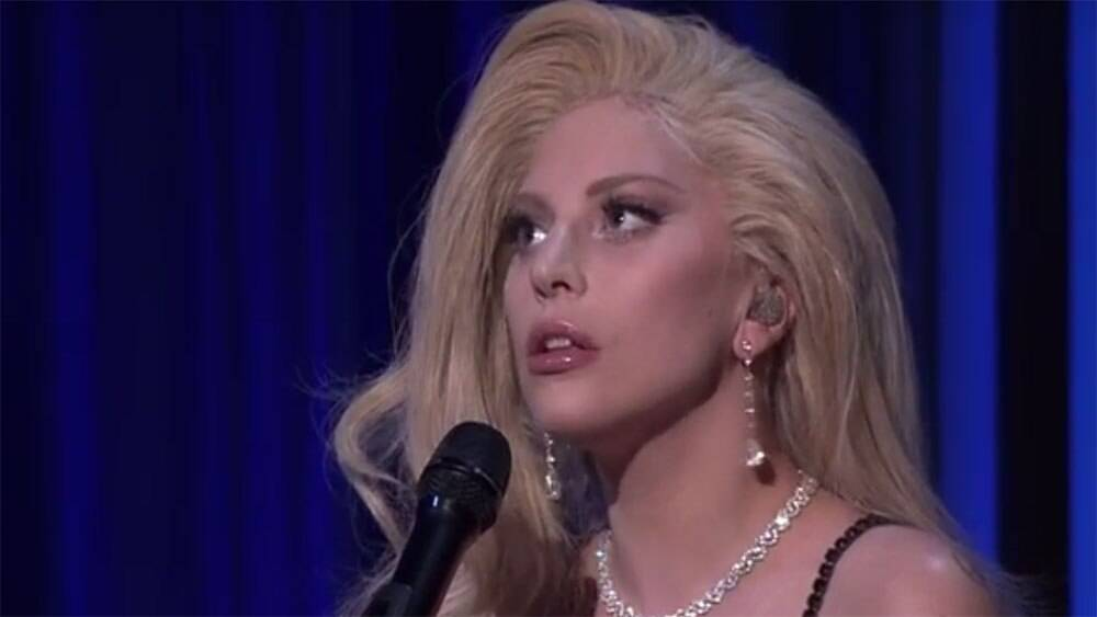 Watch Lady Gaga's stunning performance of #TilItHappensToYou, the #Oscar-nominated song she wrote with #DianeWarren, at ...