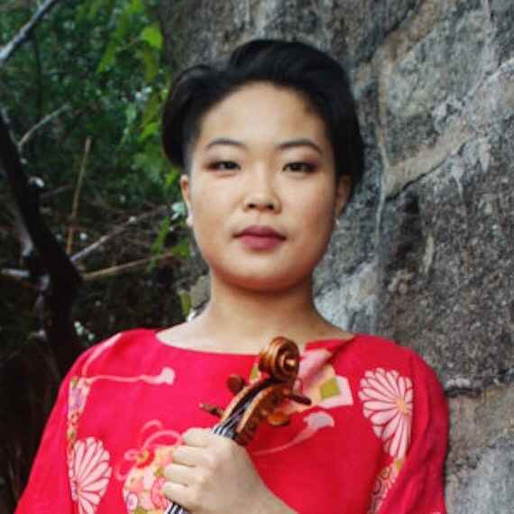 ARTIST SPOTLIGHT: we are delighted to have Violinist Manami Mizumoto return to  LOTNY for our June 4th livestream concer...
