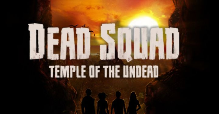 """""""Dead Squad boasts great sets, tons of gore, lots of action, cool fight stunts, and a pace that will have your thumbs tw..."""