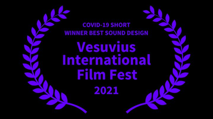 """Micro-Short, """"24 IN 2020"""" directed by Camille DeBiase has been awarded BEST SOUND DESIGN in the Covid-19 Short Competiti..."""