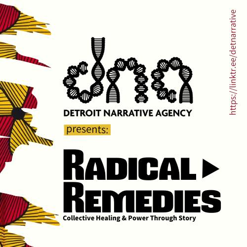 Detroit Narrative Agency is inviting Detroiters and Michigan residents to submit 30 sec-5 min. films that answer the que...
