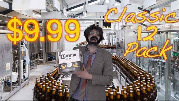 NEW VIDEO Coming TOMORROW! Corona Beer Is Struggling To Stay In Business During The Pandemic, Help The Out!!! Only On Fl...
