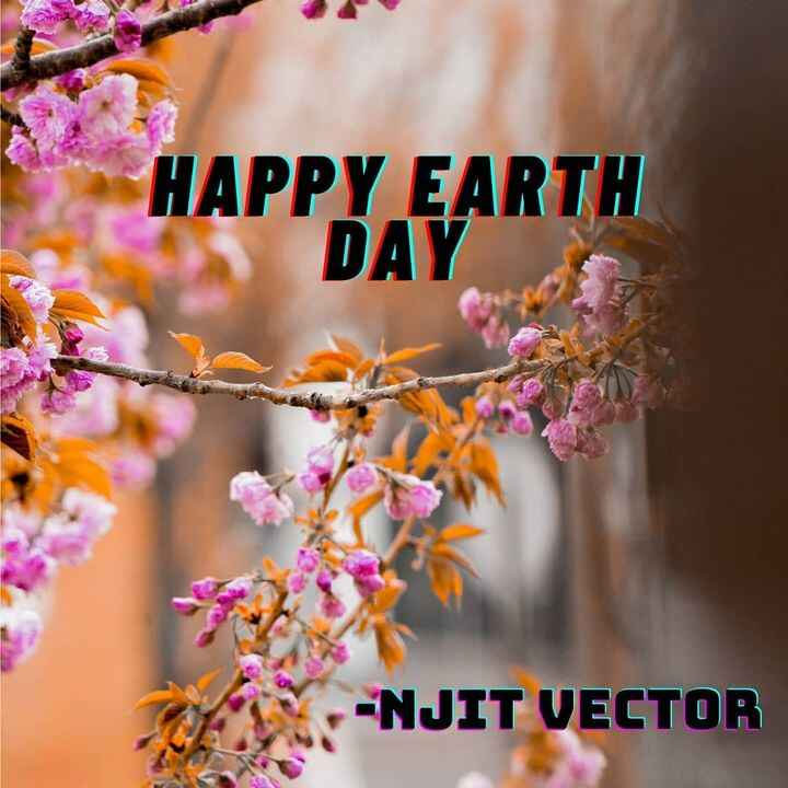 Happy Earth day from all of us at the Vector!