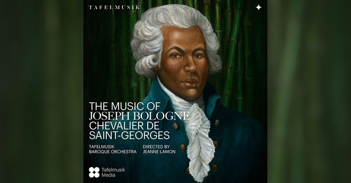 Be sure to listen to the album once it's released on June 18th!!#black #classical #josephbologne #violin #african #orche...