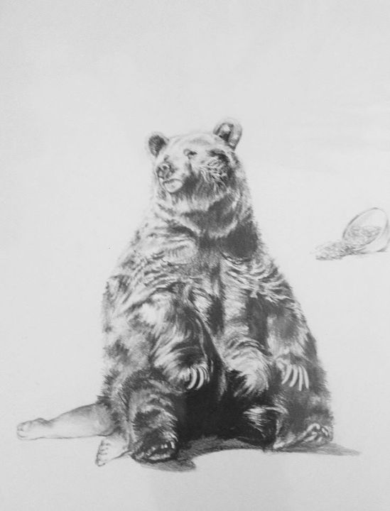 """Opening reception will be Sunday, March 6 from 3:00 until 6:00 pm""""Small Beasts"""" Drawings by Elizabeth Zechel"""