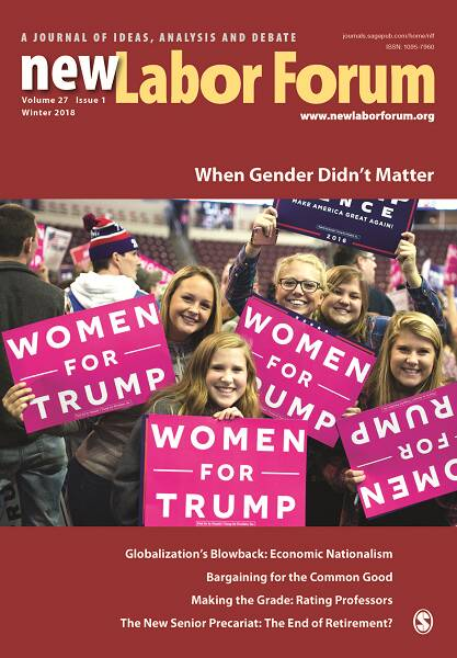 Our Winter issue is hot off the press! Subscribe today for articles on #adjunct organizing; bargaining for the common go...