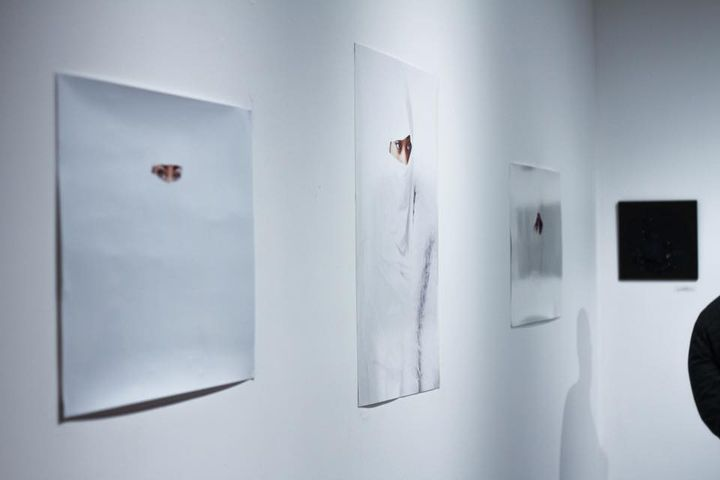 Ive been humbly honored the privilege to have my work shown along side some amazing brookyn artists, at arts east ny gal...