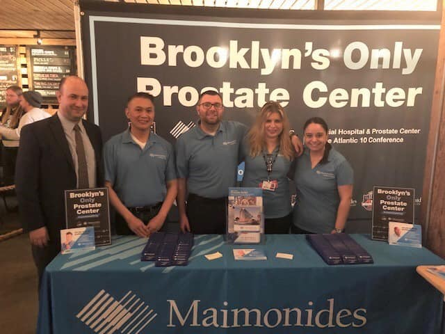 Great event last night at the Brooklyn Brewery with my awesome team and the excellent folks from the Atlantic 10 Confere...