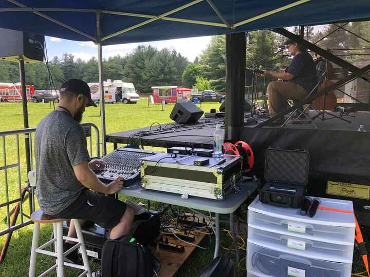 Thank you to the Franco-American Centre for having us provide sound services for the NH PoutineFest back on June 22nd. W...