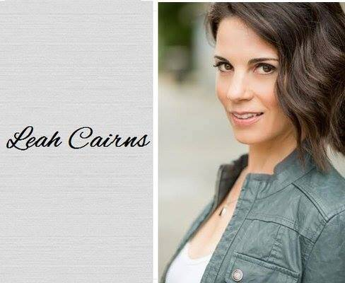 IMPORTANT NOTE! There's been a change in Leah Cairns' convention enquiry method! For all future enquiries, please contac...