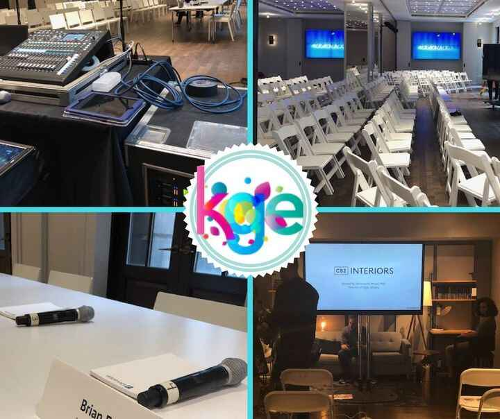 Our latest #eventdesign was a big hit! We love our job! #eventplanning #eventproduction #events #newyork #newyorkav #nyc...