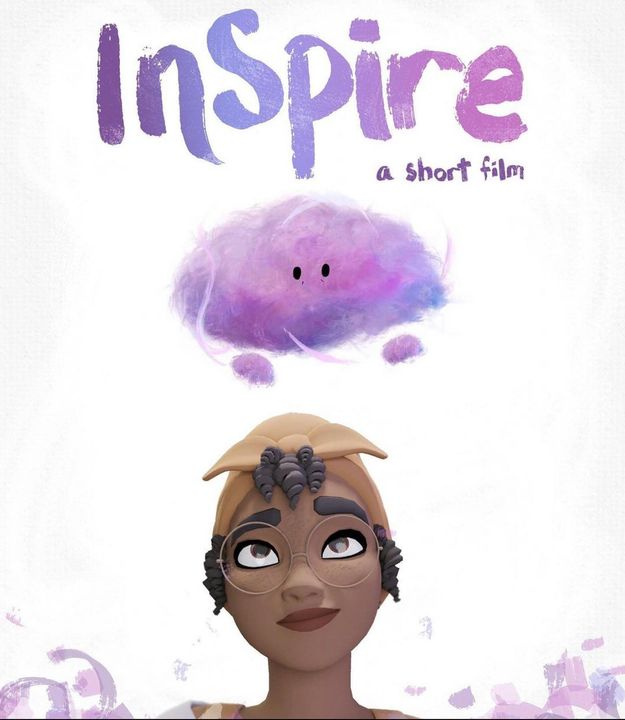 Very excited to announce our newest collaboration with Far and Wide Studios.INSPIRE is an animated short film coming in ...